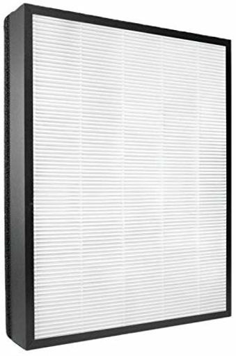 Picture of FY3433/10 NanoProtect HEPA Filter, Black, White