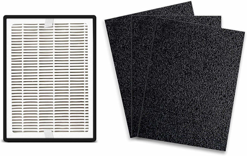 Picture of Air Purifier Replacement, LV-H126-RF, 2 Extra Pre-Filters, Small,