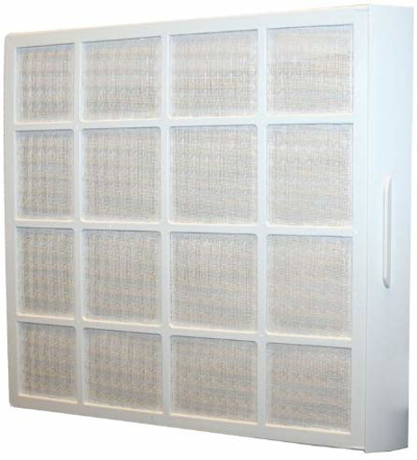 Picture of Classic and Simple Replacement Silver Filter for Desiccant Dehumidifier