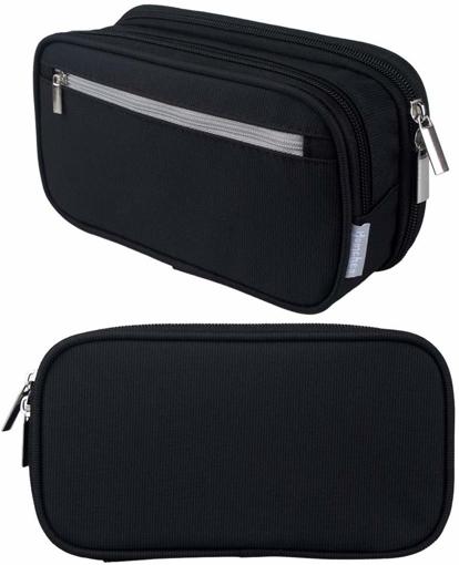 Picture of Pencil Case, Large Capacity Pencil Cases Pen Case Pencil Bag Pouch
