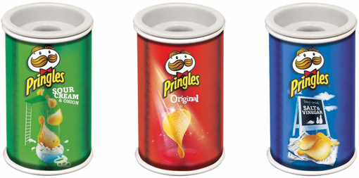 Picture of PRINGLES PENCIL SHARPERNER, BOX OF 10