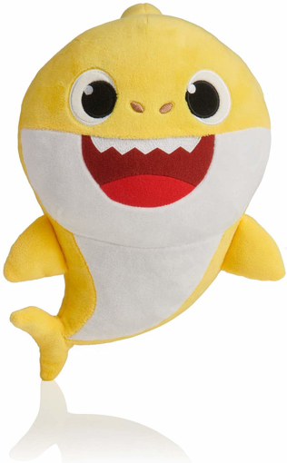 Picture of Baby Shark Official Song Doll, 61031, Baby Shark, Yellow
