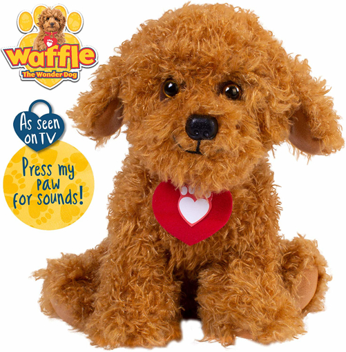 Picture of Soft Toy with Sounds