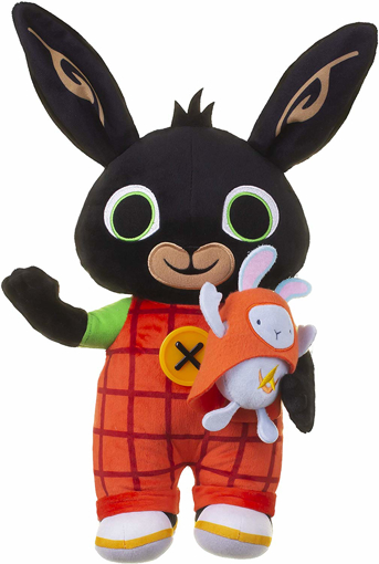 Picture of Light Up Talking Soft Toy with Hoppity, 36cm