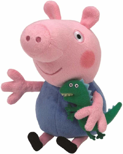 """Picture of George (Peppa Pig) Beanie 6"""""""