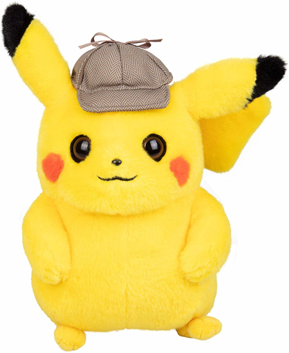 Picture of POKÉMON Detective Pikachu 8 INCH Plush