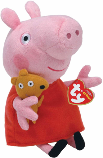 Picture of Peppa Pig Beanie 6""