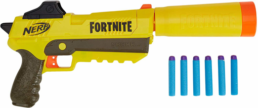 Picture of Fortnite SP-L Blaster with Detachable Barrel and 6