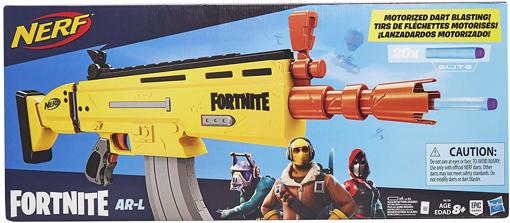 Picture of Fortnite AR-L Motorised Toy Blaster