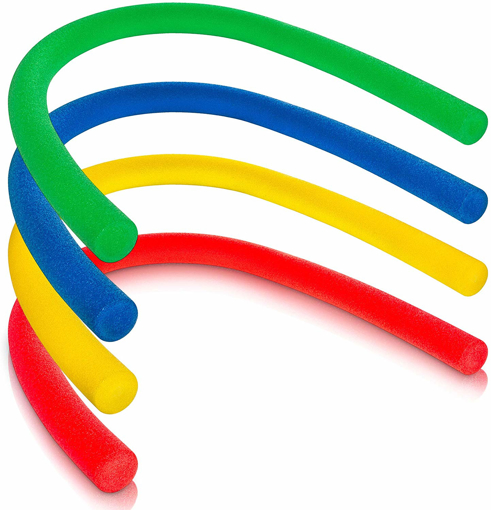 Picture of Set of 2 Flexible Swimming Pool Noodles (2 Pack)