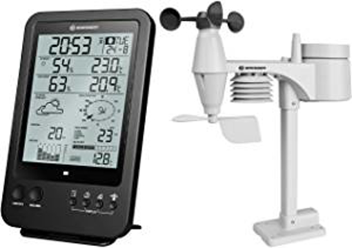 Picture of Bresser Weather Station 5-in-1 ( With DCF Radio Control Clock / German )