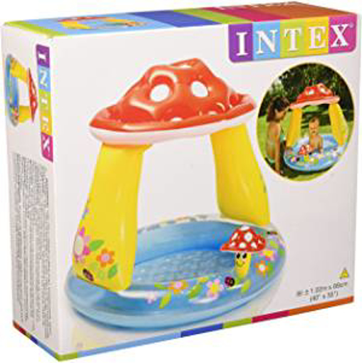 Picture of Intex 57114NP Mushroom Baby Pool