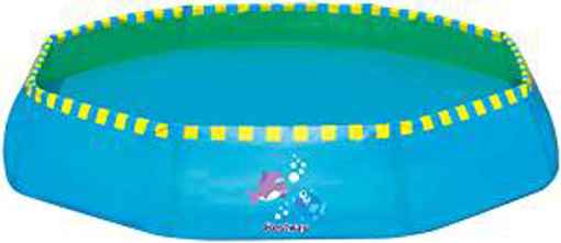 Picture of Bestway Kid's Beach Octagon Paddling Pool - 1 m
