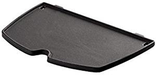Picture of GFTIME 6558 Cast Iron Griddle Accessories for Weber Q100