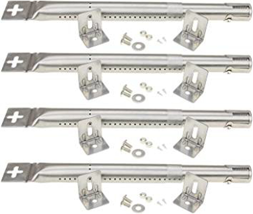 Picture of GFTIME 42204 Universal BBQ Gas Grill Replacement Stainless Steel Adjustable Tube Burners
