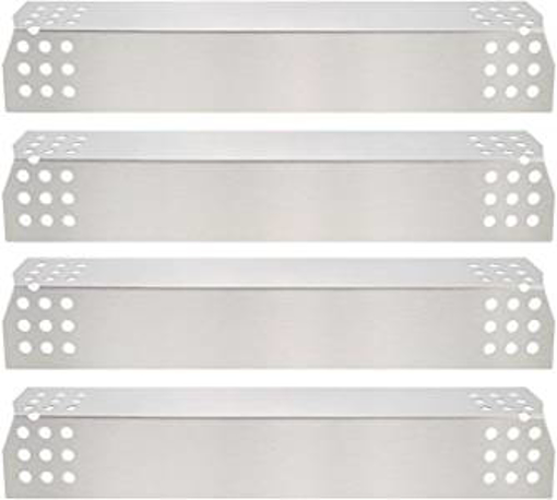 Picture of GFTIME 97371 (4 pack) Stainless Steel Heat Plate - Flavorizer Bar Replacement for FirePlus