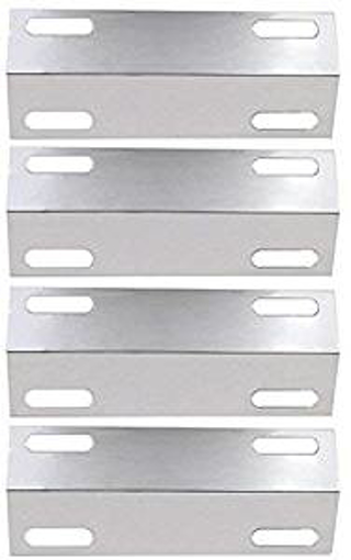 Picture of GFTIME BBQ 99351 (4-pack) Stainless Steel Heat Plate - Heat Shield