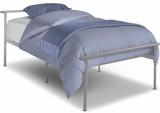 Picture of Single Bed Frame - Integrated Headboard