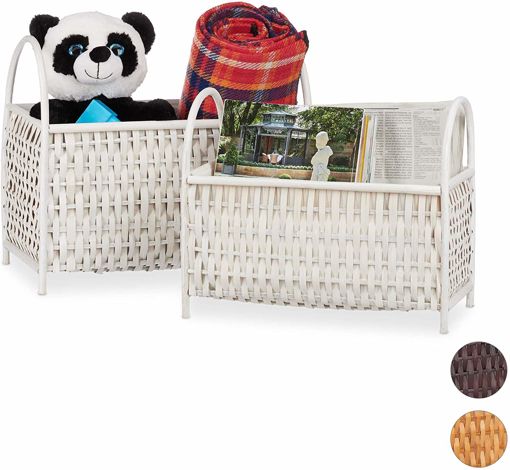 Picture of Set of 2 Storage Baskets, Multi-Purpose