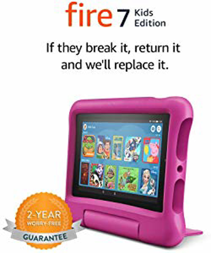 """Picture of All-new Fire 7 Kids Edition Tablet 