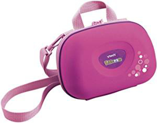 Picture of VTech Kidizoom Camera Case   Portable Hard Case for Children   Accessories for Kids Digital Camera Suitable from 3 - 4 - 5+ Year Olds - Pink