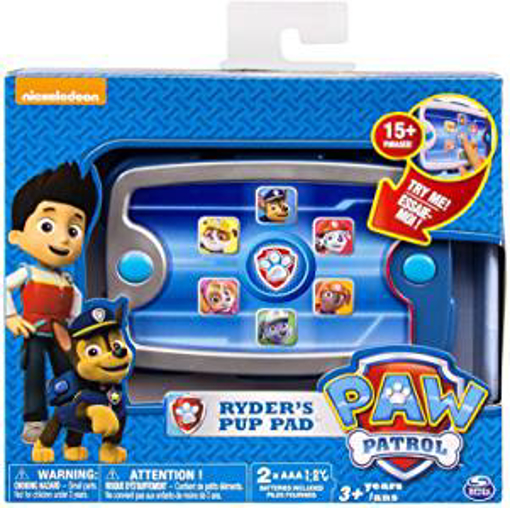 Picture of Paw Patrol Ryders Pup Pad by Paw Patrol