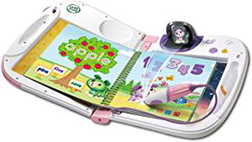 Picture of LeapFrog 603953 LeapStat Holo Pink Leap Start Learning Toy - One Size