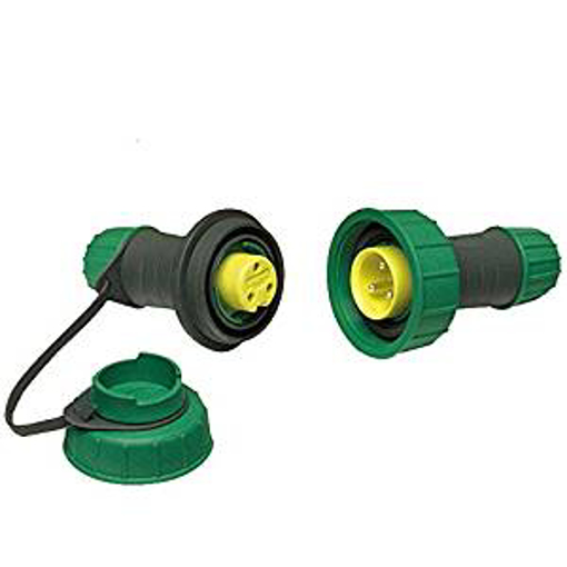 Picture of Blagdon PowerSafe Outdoor Plug and Socket Cable Connector - Black