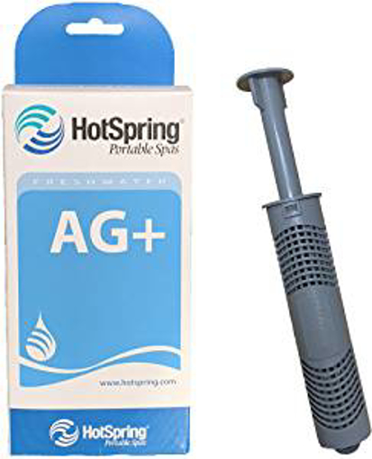 Picture of Hot Spring HotSpring Freshwater Silver Ion Cartridge Sanitizer Hot Tub Spas Sanitize Hot Spot
