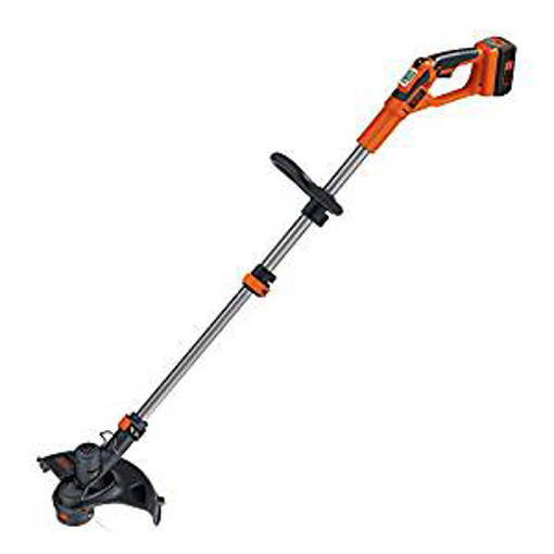 Picture of BLACK+DECKER 36 V Lithium-Ion Strimmer with 2.0 Ah Battery