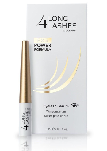 Picture of Long4Lashes FX5 Power Formula Eyelash Serum by Oceanic - 3 ml