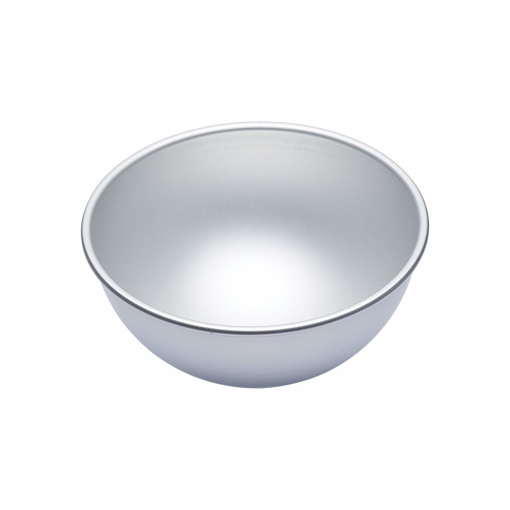 Picture of MasterClass Silver Anodised Hemisphere Cake Tin - 20 cm 8