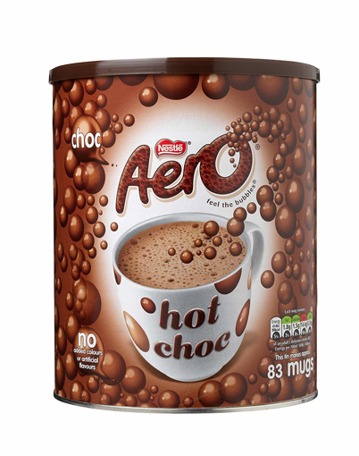 Picture of AERO Instant Hot Chocolate Tin - 2 kg
