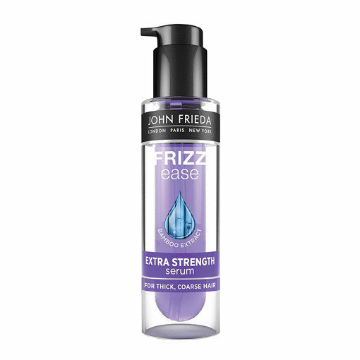 Picture of John Frieda Frizz Ease Extra Strength 6 Effects Serum for Thick - Coarse Frizzy