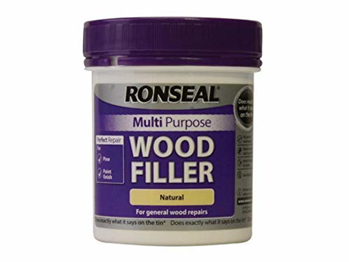 Picture of Ronseal Multi-Purpose Wood Filler - Natural 250g