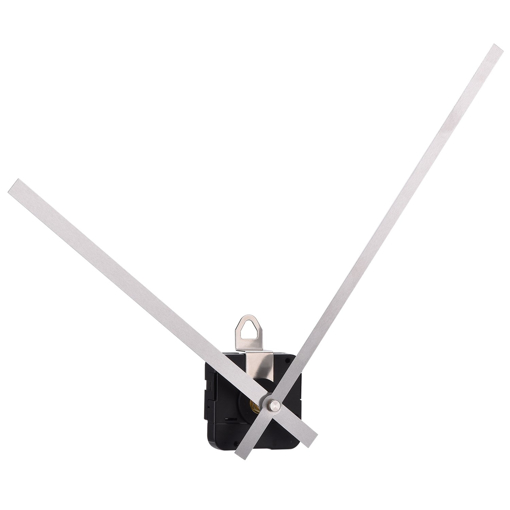 Picture of Long Shaft High Torque Clock Movement Mechanism with Long Straight Hands 250 mm