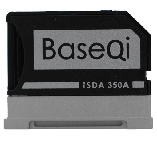 "Picture of BASEQI Aluminum MicroSD Adapter for Microsoft Surface Book & Surface Book 2 (Surface Book & Surface Book 2 13.5"" (model-350A))"