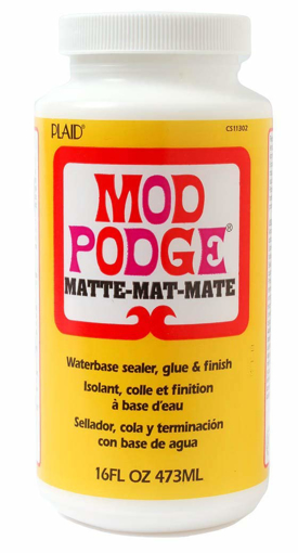 Picture of Mod Podge Matte Waterbase Sealer - Glue and Finish - 16 oz