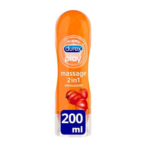 Picture of Durex Play Massage 2-in-1 Stimulating Lube - 200 ml