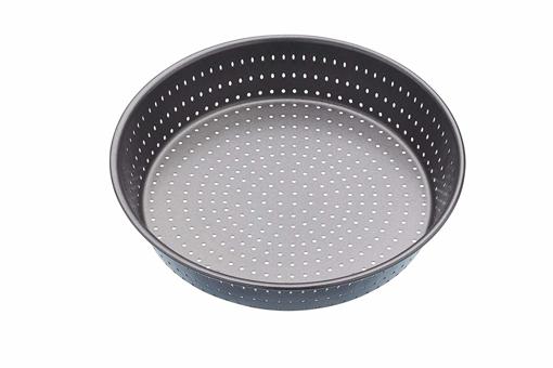 "Picture of Kitchen Craft ""Master Class - Crusty Bake Pie Pan/Tart Tin - Grey - 23 cm"
