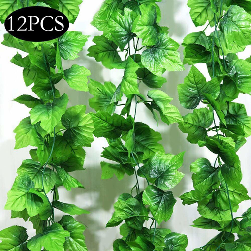 Picture of SPECOOL 10 Strands Artificial Garland DecorationLeaves Garland Artificial 12 Ivy