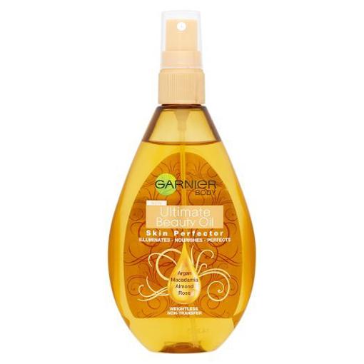 Picture of Garnier Ultimate Beauty Body Oil 150ml