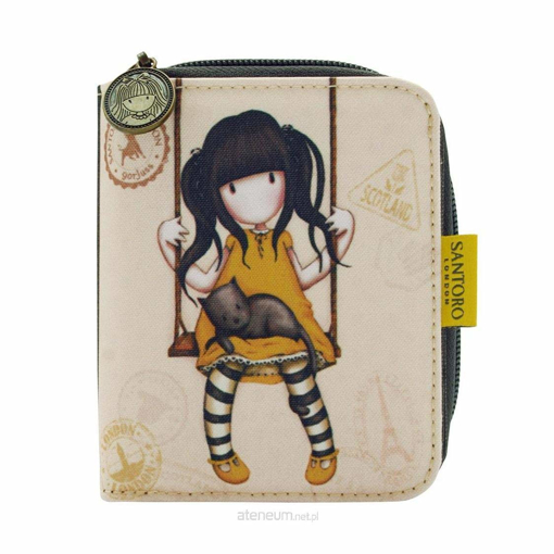 Picture of Gorjuss Ruby Yellow Wallet