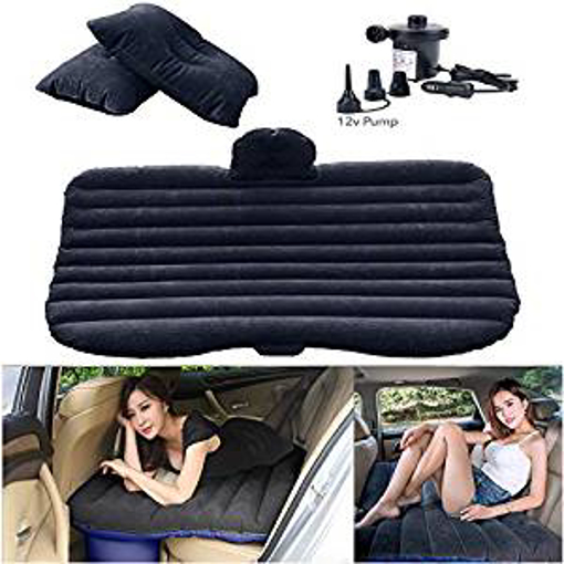 Picture of Inflatable Mattress With Air Pump/Heavy Duty Inflatable Car Mattress Bed
