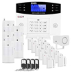 Picture of Burglar Alarm System Wireless DIY GSM For Home House Security