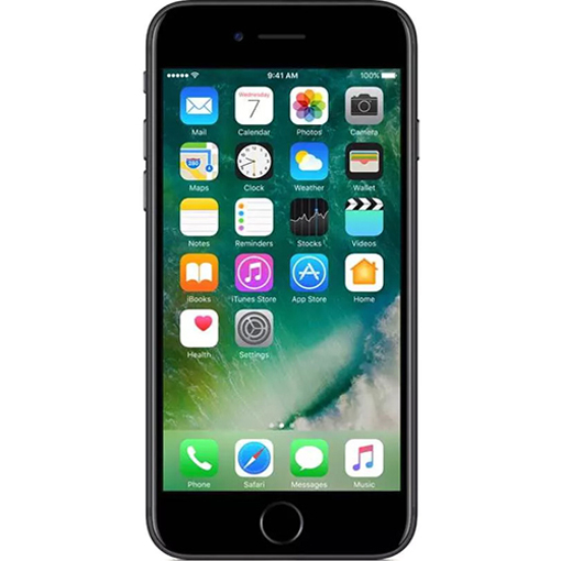Picture of Apple iPhone 7 32GB Matte Black- Used Very Good (Grade A)