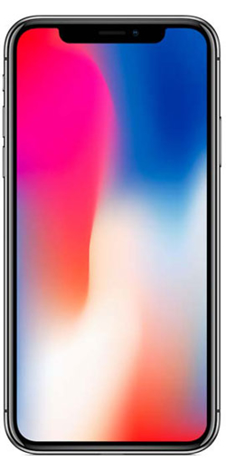Picture of Apple iPhone X 256GB Space Grey - Used Very Good (Grade A)