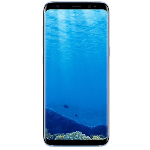 Picture of Samsung Galaxy S8 64GB Blue Coral - Almost Like New