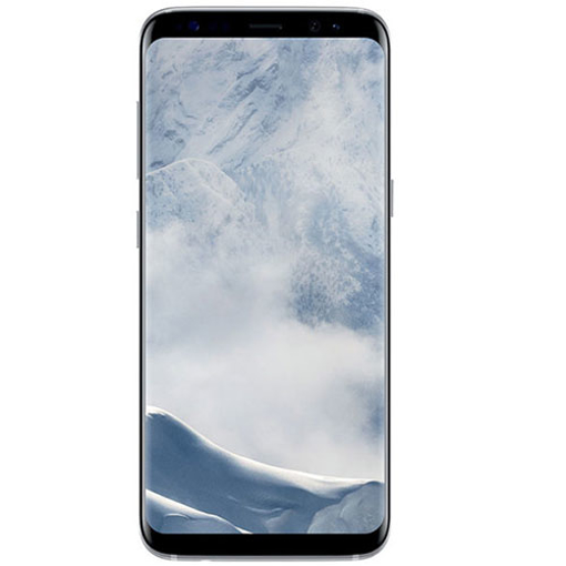 Picture of Samsung Galaxy S8 64GB Arctic Silver - Used Very Good (Grade A)