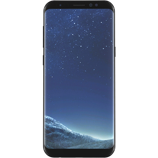 Picture of Samsung Galaxy S8 Plus 64GB Midnight Black - Almost Like New (Grade A+)